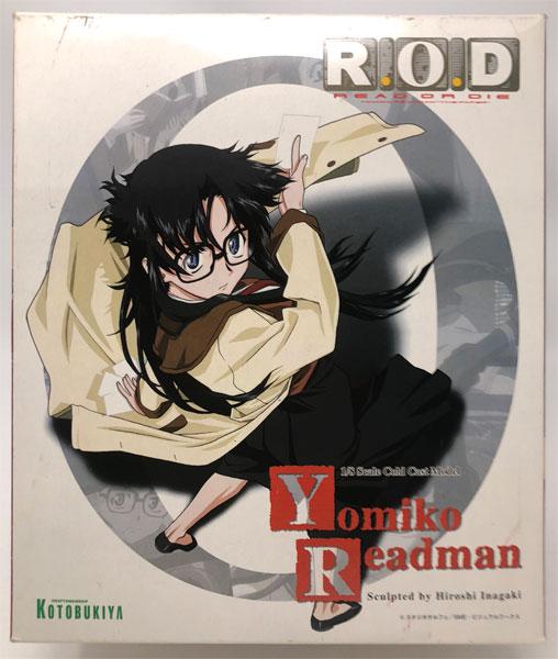 R.O.D 読子・リードマン 1/8 完成品フィギュア