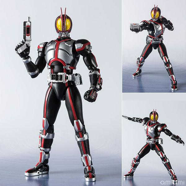 S.H.フィギュアーツ 仮面ライダーファイズ -20 Kamen Rider Kicks Ver.-[BANDAI SPIRITS]《在庫切れ》