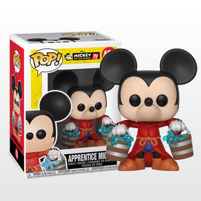 ポップ! 『ディズニー』「ミッキーマウス スクリーンデビュー90周年」ミッキーマウス(『魔法使いの弟子』版)