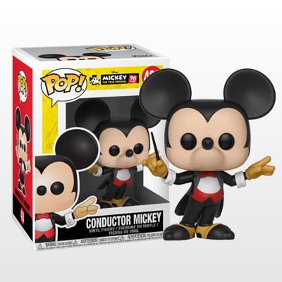 ポップ! 『ディズニー』「ミッキーマウス スクリーンデビュー90周年」ミッキーマウス(指揮者版)