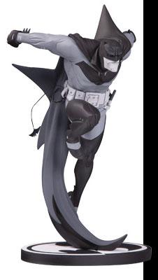 『DCコミックス』 ブラック&ホワイト バットマン(『バットマン:ホワイト・ナイト』版) By ショーン・マーフィー