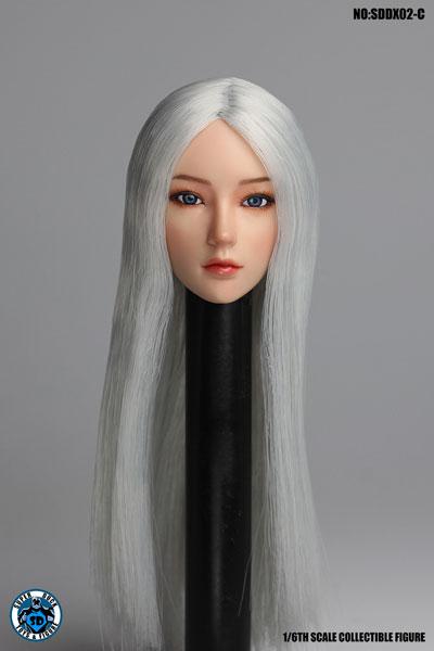 1/6 女性 ヘッド SDDX 02-C