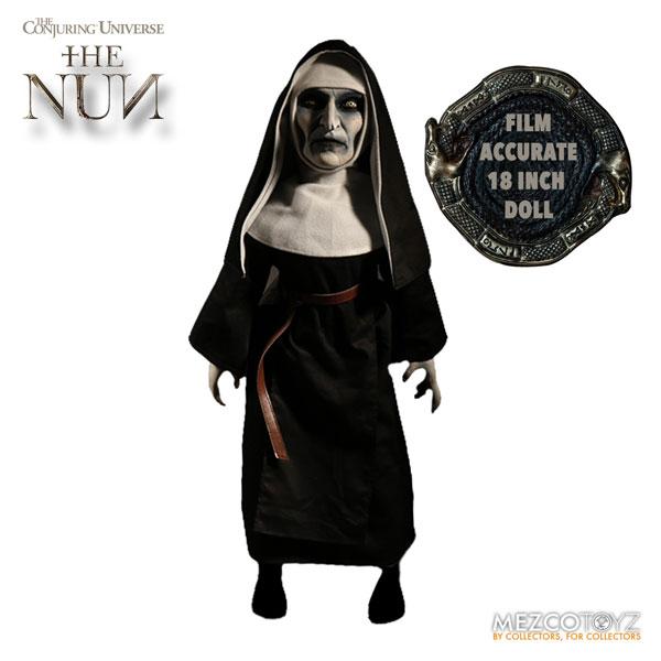 死霊館のシスター THE NUN/ ヴァラク 18インチ プラッシュ