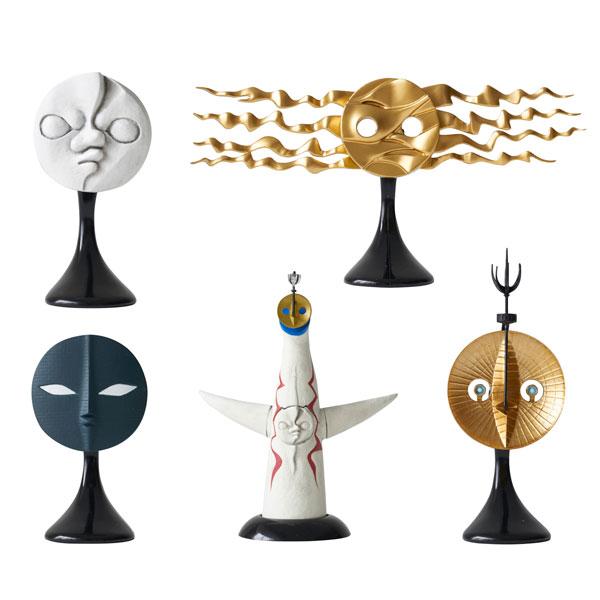 太陽の塔 4つの顔[海洋堂]【送料無料】《発売済・在庫品》