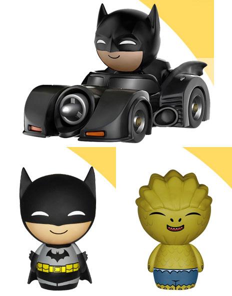ドーブズ 『DCコミックス』バットマン 3種セット