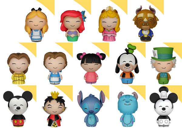 ドーブズ 『ディズニー』14種セット