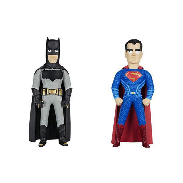ビニール・アイドル 『バットマン vs スーパーマン ジャスティスの誕生』2種セット