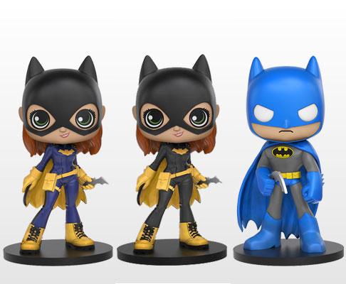 ワブラー 『DCコミックス』3種セット