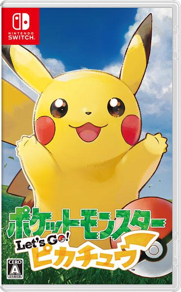 Nintendo Switch ポケットモンスター Let's Go! ピカチュウ[ポケモン]【送料無料】《11月予約》