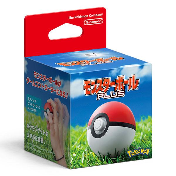 Nintendo Switch モンスターボール Plus[任天堂]【送料無料】《発売済・在庫品》