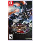 Nintendo Switch 北米版 Monster Hunter Generations Ultimate[カプコン]《在庫切れ》