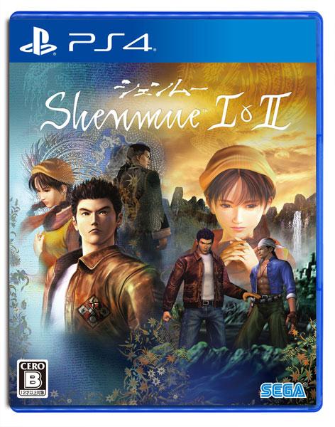 PS4 シェンムー I&II 通常版[セガゲームス]《11月予約》
