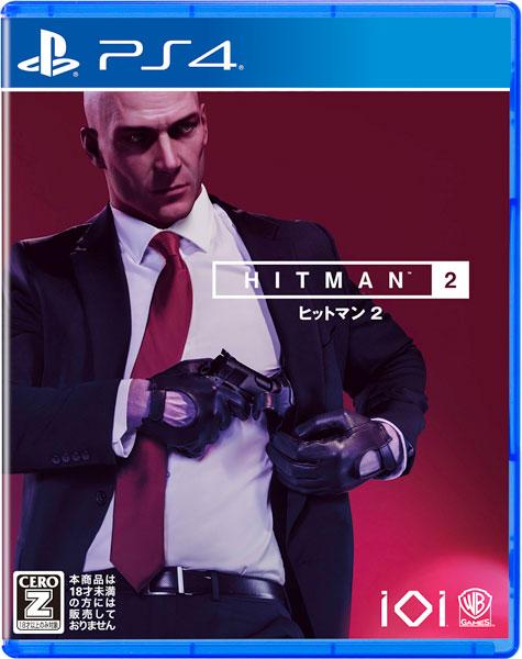 PS4 ヒットマン2[ワーナーブラザースジャパン]《在庫切れ》