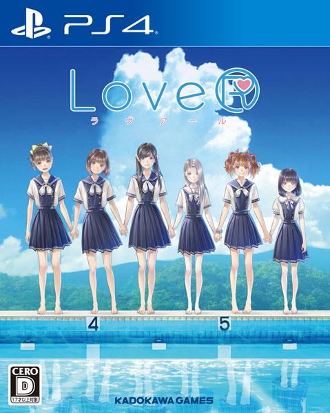 【特典】PS4 LoveR[角川ゲームス]《在庫切れ》