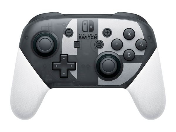 Nintendo Switch Proコントローラー 大乱闘スマッシュブラザーズ SPECIALエディション[任天堂]【送料無料】《在庫切れ》