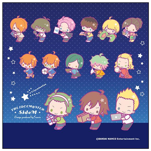 アイドルマスター SideM Design produced by Sanrio マイクロファイバー 集合ver. vol.1[コンテンツシード]《在庫切れ》