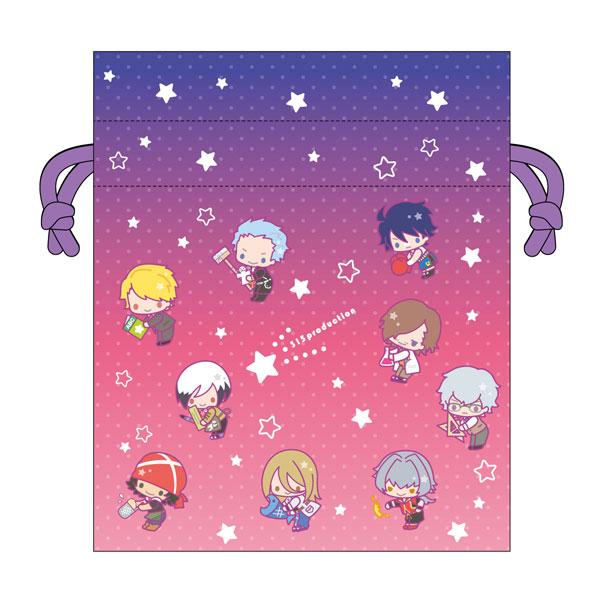 アイドルマスター SideM Design produced by Sanrio 巾着 集合ver. vol.2 アニメ・キャラクターグッズ新作情報・予約開始速報