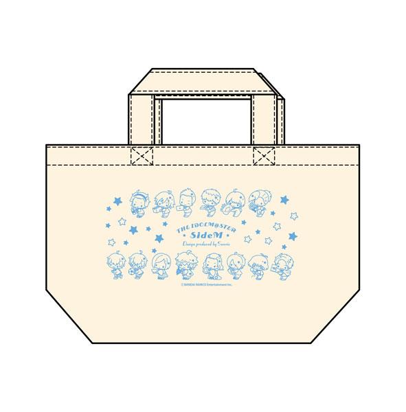 アイドルマスター SideM Design produced by Sanrio ランチトートバッグ 集合ver. vol.1[コンテンツシード]《在庫切れ》