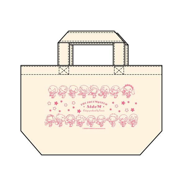 アイドルマスター SideM Design produced by Sanrio ランチトートバッグ 集合ver. vol.2[コンテンツシード]《在庫切れ》
