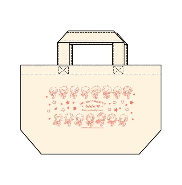 アイドルマスター SideM Design produced by Sanrio ランチトートバッグ 集合ver. vol.3[コンテンツシード]《在庫切れ》