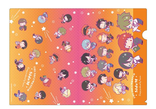 アイドルマスター SideM Design produced by Sanrio クリアファイル 集合ver. vol.3[コンテンツシード]《在庫切れ》