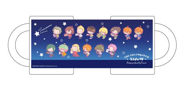 アイドルマスター SideM Design produced by Sanrio マグカップ 集合ver. vol.1[コンテンツシード]《在庫切れ》