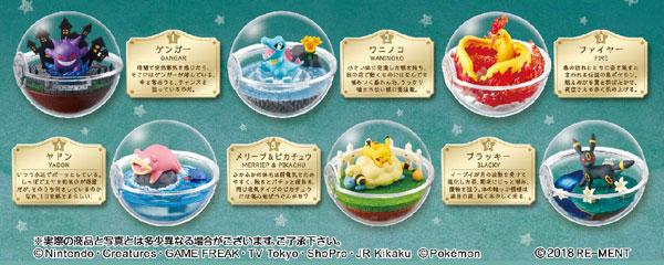 ポケットモンスター テラリウムコレクション4 6個入りBOX (食玩)