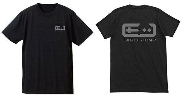NEW GAME!! イーグルジャンプ ドライTシャツ/BLACK-M[コスパ]《09月予約》