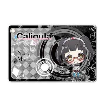 『Caligula -カリギュラ-』 スリムソフトパスケース 守田鳴子(SD)[キャラモード]《発売済・在庫品》