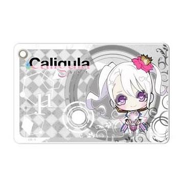 『Caligula -カリギュラ-』 スリムソフトパスケース μ(SD)[キャラモード]《発売済・在庫品》