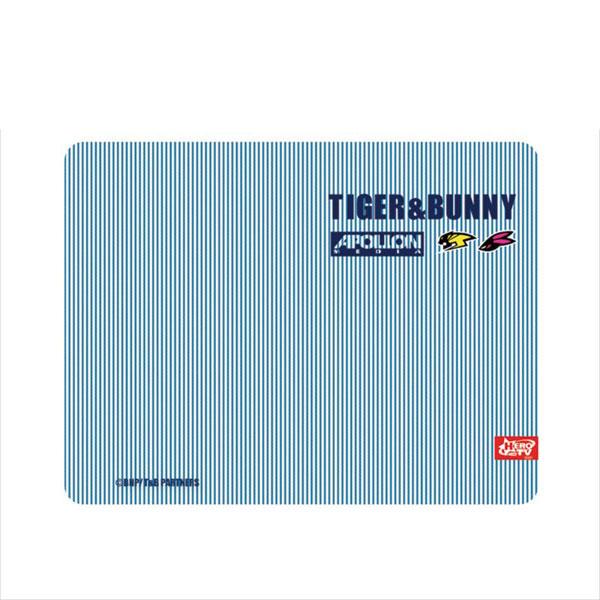 TIGER & BUNNY パスポートケース A[プレイフルマインドカンパニー]《09月予約》