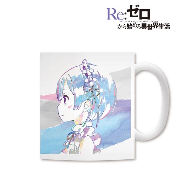 Re:ゼロから始める異世界生活 Ani-Art マグカップ(レム)[アルマビアンカ]《10月予約》