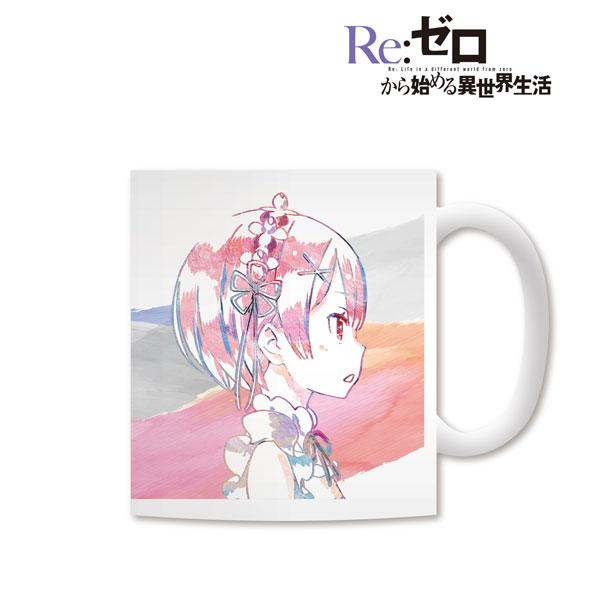 Re:ゼロから始める異世界生活 Ani-Art マグカップ(ラム) アニメ・キャラクターグッズ新作情報・予約開始速報