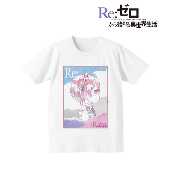 Re:ゼロから始める異世界生活 Ani-Art Tシャツ(ラム)vol.2/メンズ(サイズ/M)(再販)[アルマビアンカ]《10月予約》