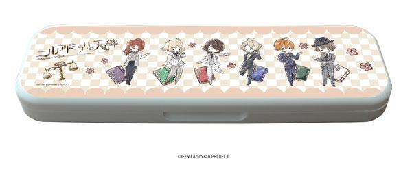 ペンケース「TVアニメ ニル・アドミラリの天秤」01/集合(グラフアートデザイン)[A3]《在庫切れ》