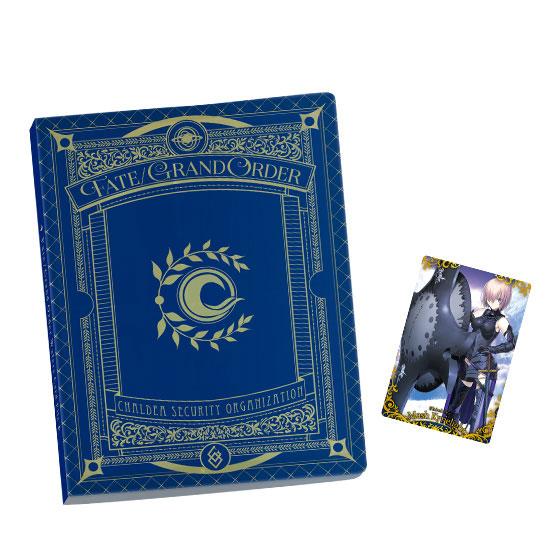Fate/Grand Order ウエハース カードファイル[バンダイ]《12月予約》