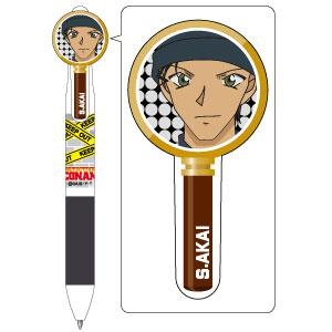 『名探偵コナン』 3色ボールペン 赤井秀一[ヒサゴ]《在庫切れ》