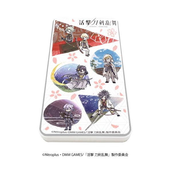 キャラチャージN「活撃 刀剣乱舞」02/第一部隊(グラフアートデザイン)[A3]《在庫切れ》