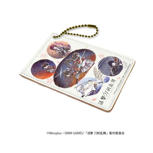 キャラパス「活撃 刀剣乱舞」01/第二部隊(グラフアートデザイン)[A3]《在庫切れ》
