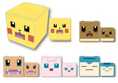 ポケモンクエスト ポクセルボックス 10個入りBOX (食玩)