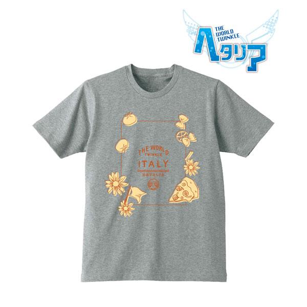 ヘタリア The World Twinkle Tシャツ(イタリア)/メンズ(サイズ/S)[アルマビアンカ]《在庫切れ》
