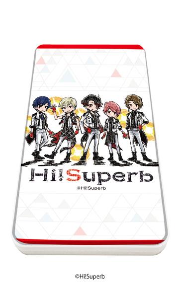 キャラチャージN「Hi!Superb」01/集合(グラフアート)[A3]《09月予約》