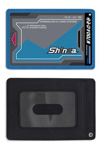 新幹線変形ロボ シンカリオン シンカリオン Shincaデザイン フルカラーパスケース N700AのぞみVer.(再販)[コスパ]《01月予約》