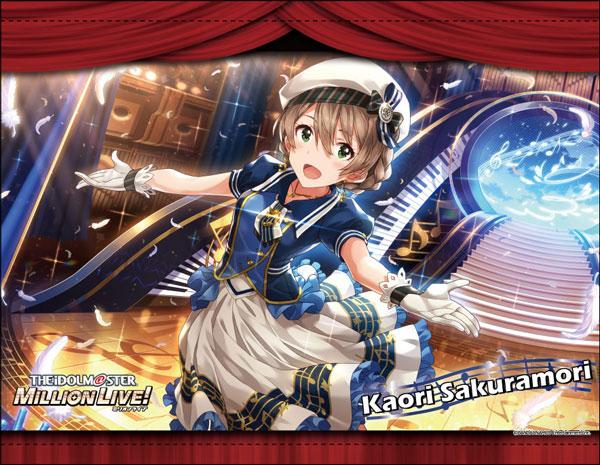 アイドルマスター ミリオンライブ! B1タペストリー 音楽で紡ぎ出す世界 桜守歌織[つくり]《在庫切れ》