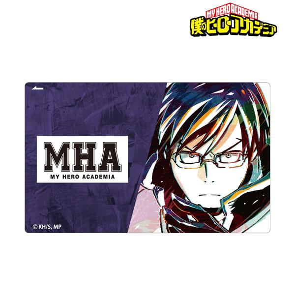 僕のヒーローアカデミア Ani-Art カードステッカー(飯田天哉)(再販)[アルマビアンカ]《在庫切れ》