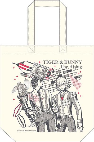 劇場版 TIGER & BUNNY -The Rising- トートバッグ アニメ・キャラクターグッズ新作情報・予約開始速報