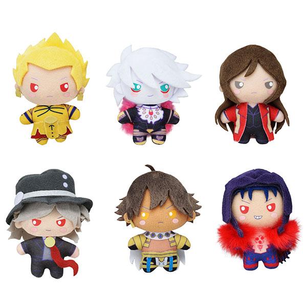 Fate/Grand Order Design Produced by Sanrio ぷちぬいマスコットVol.1 6個入りBOX[セガ・インタラクティブ]《発売済・在庫品》