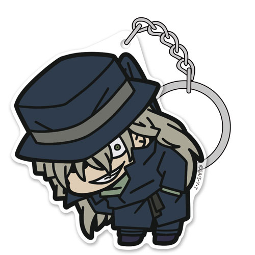 名探偵コナン ジン アクリルつままれキーホルダー(再販)[コスパ]《11月予約》