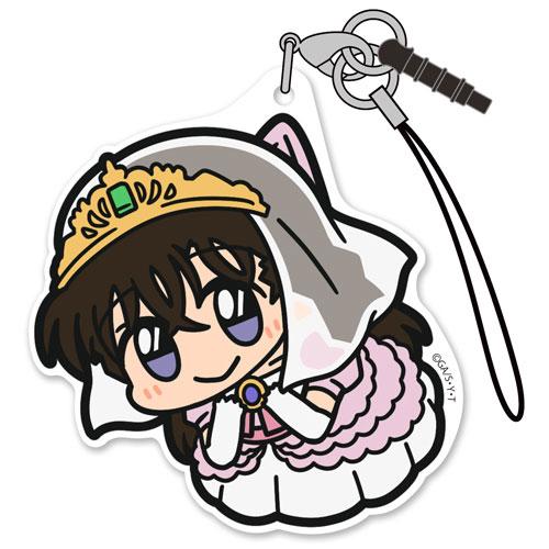 名探偵コナン 毛利蘭 ハート姫Ver. アクリルつままれストラップ(再販)[コスパ]《09月予約》
