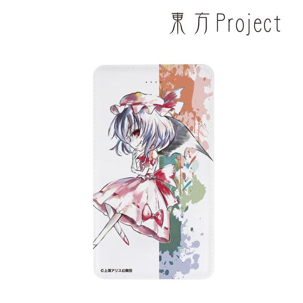 東方Project Ani-Artモバイルバッテリー(レミリア・スカーレット)(再販)[アルマビアンカ]《08月予約》